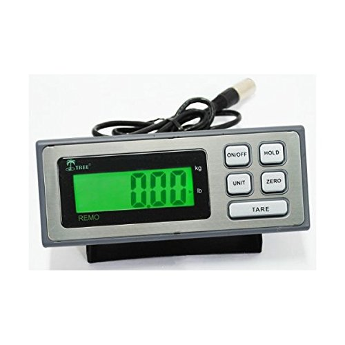 Digital Indicator Display Head for Load Cell Floor Truck Pallet Bench Hopper Tank Scale by Amston Scales