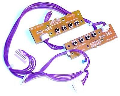 HP Laserjet 5si 8500 Paper Size Sensor Board RG5-1845