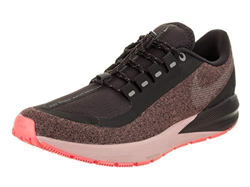 Nike Women's Air ZM Structure 22 RN Shld Running Shoe 7.5 Grey