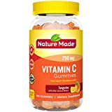 Nature Made Vitamin C 250mg Gummies, 150ct to Help Support the Immune System† (Packaging May Vary)