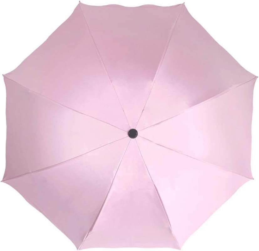 Waterproof Color : Pink AZZ Classic Quality Windproof Handle Umbrella,Auto Umbrellas Windproof,Very Strong Does Not Bend Or Break Wind Resistant