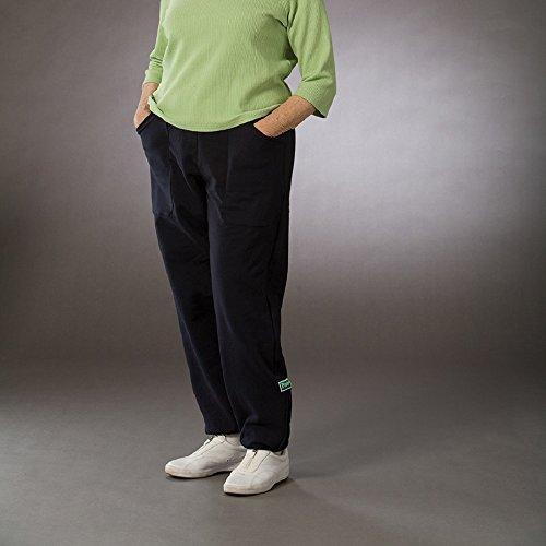 Posey Hipsters Sweatpants - Navy Blue, Medium (Posey Pocket)