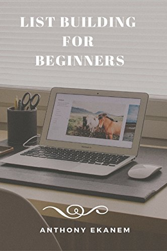 Download PDF List Building for Beginners