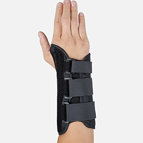 Ovation Elastic (Ovation Medical Wrist Brace-XLarge-Right)