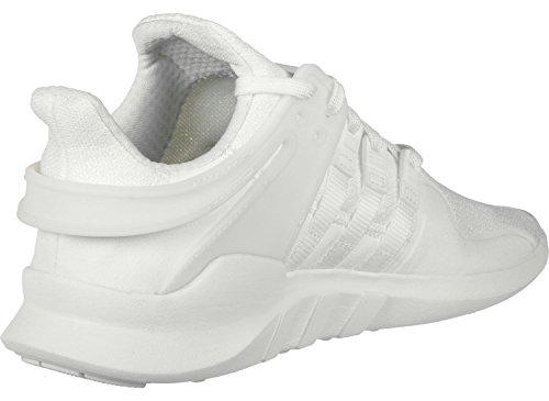 adidas EQT Support ADV J, Zapatillas de Deporte Unisex Adulto Blanco (Ftwbla/Ftwbla/Ftwbla 000)