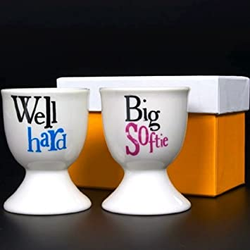 Egg cups a pair of egg cups for him and her big softiewell egg cups a pair of egg cups for him and her big softie negle Choice Image
