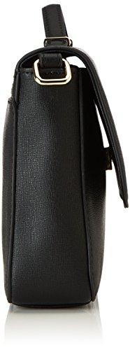 Tommy Hilfiger - Modern Crossover, Bolsos bandolera Mujer, Schwarz (Black), 6x18x24 cm (B x H T)