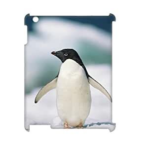 FLYBAI Adelie penguin Phone 3D Case For IPad 2,3,4 [Pattern-1]