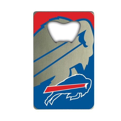 Card Credit Bills Buffalo (NFL Buffalo Bills Credit Card Style Bottle Opener)