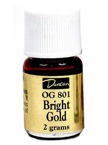 Duncan Real Gold Overglazes premium gold