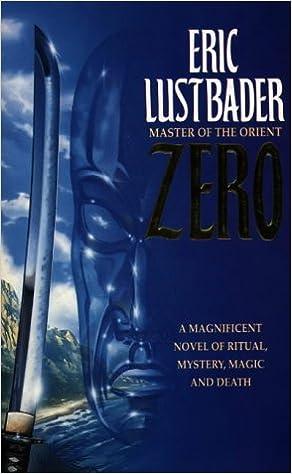 ZERO: Eric Lustbader: 9780586071663: Amazon.com: Books