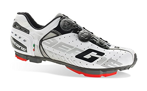 Gaerne-Scarpe da ciclismo, 3476-004G-kobra_c, colore: bianco