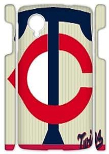 Minnesota Twins Team LOGO Case Cover for Nexus 5