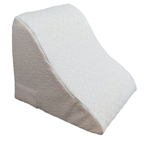 Comfort Rest Systems Memory Foam Orthopedic Support Pillow for Neck, Back or for TV by Comfort Rest Systems