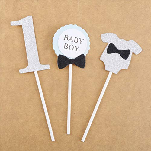 Wedding Favors Baptism Baby Boys - 3pcs Set Cute Gold Silver Kids Baby Shower Favors Rose Cake Per Birthday Party Decorations - Professionals Rose Molds Basketball Kids Buddy Brush Pieces -