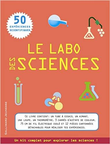 Lire un Le labo des sciences pdf