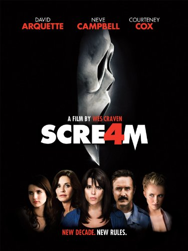 Famous Groups Of 3 For Halloween (Scream 4)