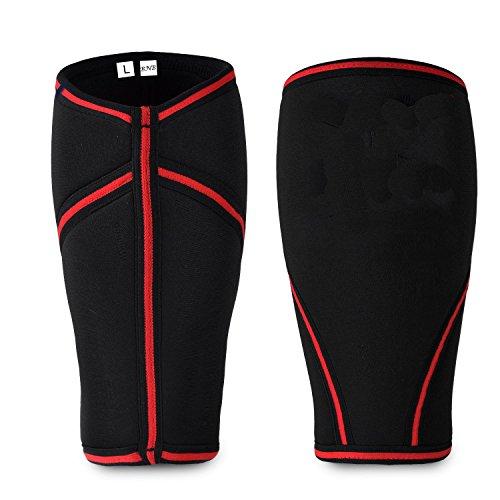 Knee Sleeves Pair Neoprene Weightlifting product image