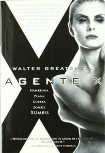 Agente X par Greatshell