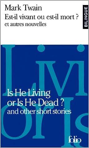 Livre gratuits en ligne Est-il vivant ou est-il mort ? pdf ebook