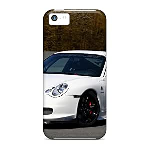 Hot Snap-on Jnh Porsche 911 Gt3 Version 02 (996) '2007 Hard Cover Case/ Protective Case For Iphone 5c