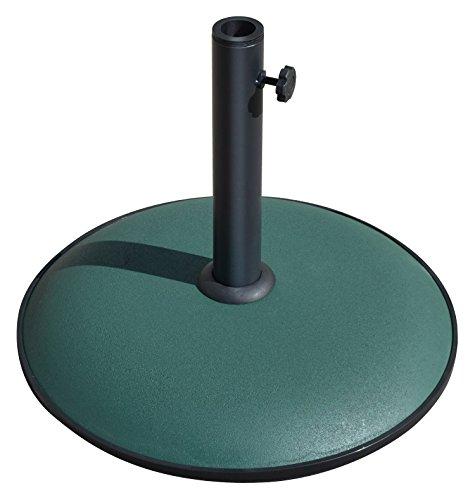 BenefitUSA Cement Umbrella Base Patio Umbrella Concrete Base Garden Deck Parasol (Base Cement)
