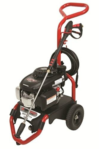 POWERWASHER PW2623C Pressure Washer 2600 PSI @ 2.3 GPM Honda Engine GCV160