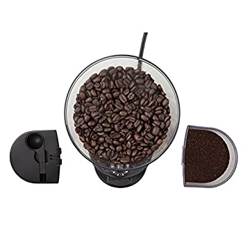 Mr. Coffee Automatic Burr Mill Grinder With 18 Custom Grinds, Silver, Bmh23-rb-1 9
