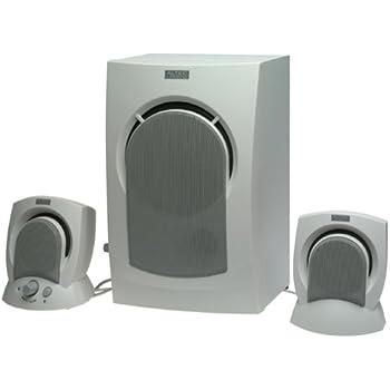 Amazon.com: Altec Lansing AVS300 2.1 Computer Speakers (3