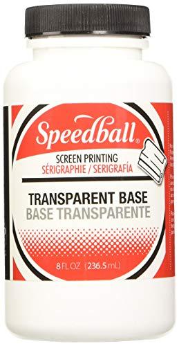 (Speedball 8-Ounce Fabric/Acrylic Transparent Base)