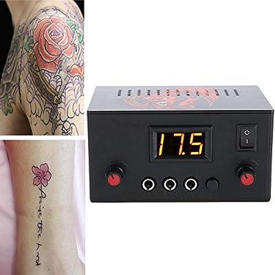 Tattoo Power, Mini Fuente de Alimentación del Tatuaje, Dual ...