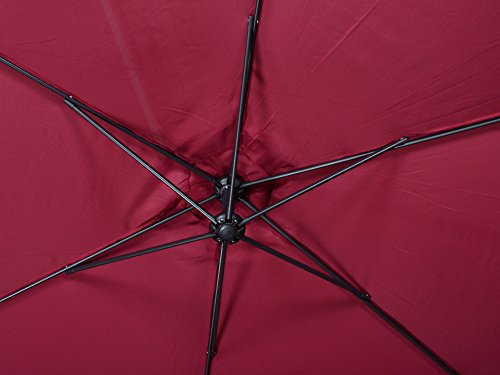 TMS Banana Umbrella, Red
