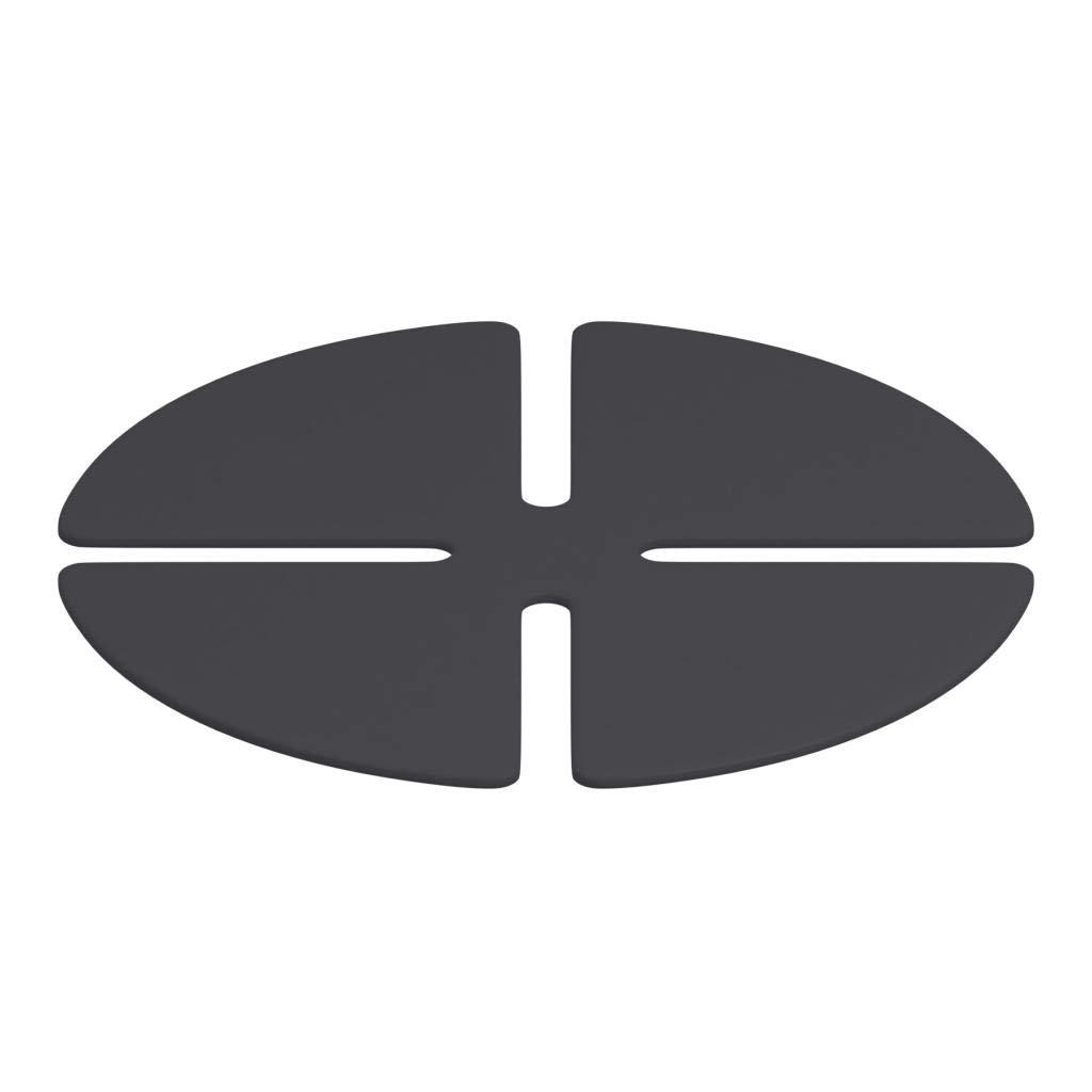 f/ür Universal Stelzlager S und Plattenlager mit fester H/öhe 10 /& 15 mm 25 St/ück Trevendo/® Trittschallpad Typ B 145 mm