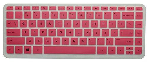 Avigator Translucent Pink Ultra Thin Silicone Keyboard Pr...