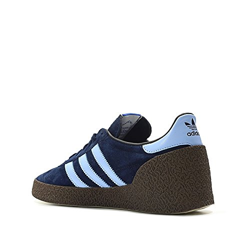 Adidas Män Montreal 76 (marin / Kollegialt Marinblå / Klar Himmel / Guld Metallic) Marin / Kollegialt Marinblå / Klar Himmel / Guld Metalliska