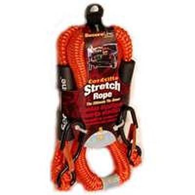 Crawford-Lehigh CZB5 5-Feet Cordzilla Stretch Rope, Red: Office Products