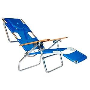 Amazon Com Ostrich 3 N 1 Beach Chair Lounger Color