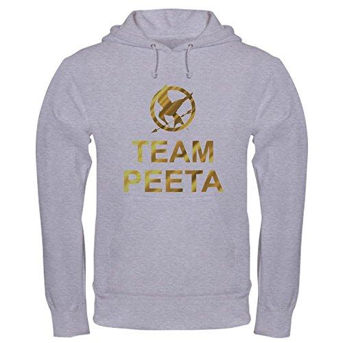 CafePress - TEAM PEETA Hoodie - Pullover Hoodie, Classic & Comfortable Hooded Sweatshirt