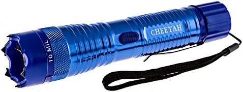 Cheetah Elite Force stun Gun Blue