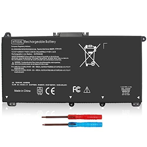 Bateria HT03XL L11119-855 para HP 14-CE /CF /DF 15-CS/DA/DB