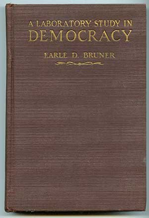 A laboratory study in democracy;: The agitator and other types, (Laboratory Agitator)