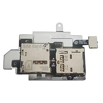 Ociodual Flex Lector Tarjeta Sim Micro SD Reparacion para Samsung Galaxy S3 i9300 Cable