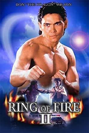 Ring of Fire II: Blood and Steel [USA] [VHS]: Amazon.es: Don ...