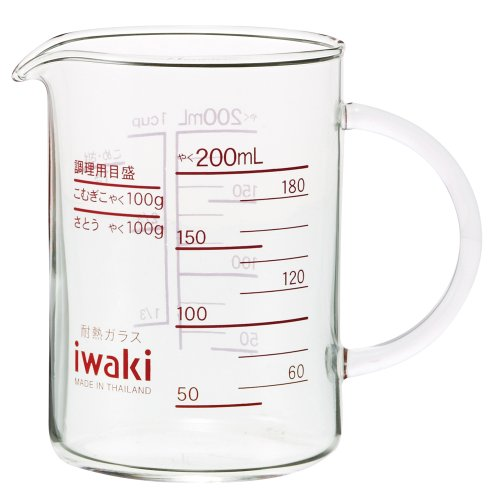 Glass Measuring Cup 200ml