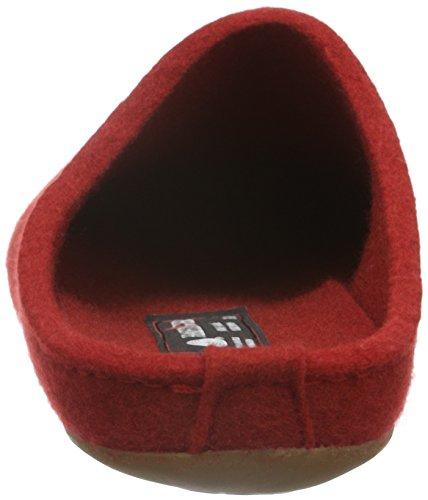 Pantofole Adulti Grigia 11 Basso Fundus rubin Unisex Haflinger Top Muffa 4XAdOqXWw