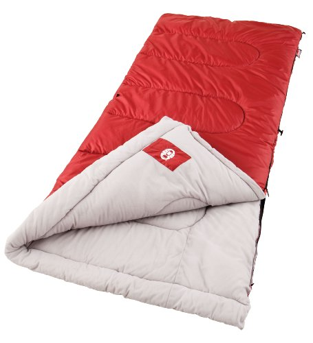 Coleman Palmetto Cool-Weather Sleeping Bag, Outdoor Stuffs