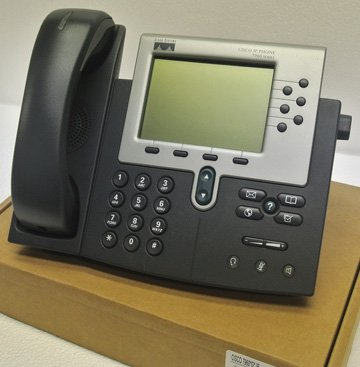 Cisco 7960G IP Phone (Certified Refurbished)