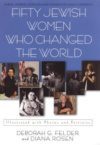 Fifty Jewish Women Who Changed The World pdf