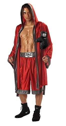 [Everlast Boxer Costume (XL)] (Boxing Halloween Costumes)