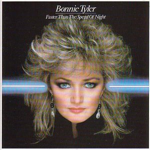 Bonnie Tyler - BONNIE TYLER Faster Than The Speed Of Night Cassette -  Amazon.com Music